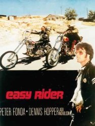 """POSTER STOP ONLINE Easy Rider - Regular Movie Poster Size: 27"""" X 40"""" By"""