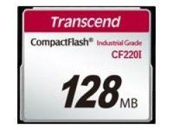Transcend Cf220i Industrial Temp Ts128mcf220i