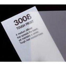 "Rosco Cinegel Tough Frost 20"" X 24"" Sheet Of Light Diffusing Material"
