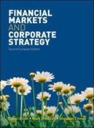 Financial Markets And Corporate Strategy: European Edition - David Hillier Paperback