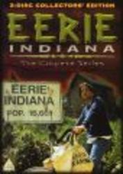 Eerie Indiana - The Complete Series DVD, Boxed set