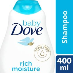 Baby Dove Shampoo Rich Moisture 400ML