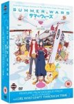 Summer Wars the Girl Who Leapt Through Time dvd