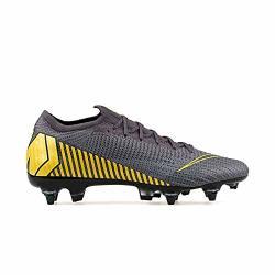Nike Vapor 12 Elite Sg-pro Mens Football Boots AH7381 Soccer Cleats UK 11.5 Us 12.5 Eu 47 Thunder Grey Black 070