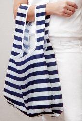 Stripe Reusable Shopping Bag