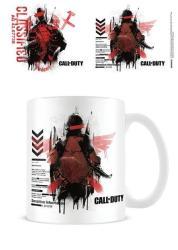 Call Of Duty - Black Ops Cold War Spray Coffee Mug