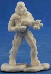 Reaper Miniatures Bones: Chrono: Nine Suns Henchman Miniatures