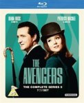 Studio Canal The Avengers: The Complete Series 5 Blu-ray Disc