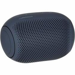 LG PL2 Xboom Go Water-resistant Wireless Bluetooth Party Speaker With Up To 10 Hours Playback Black