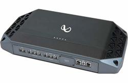 Infinity Kappa Five - 5-CHANNEL Car Amplifier 75 Watts Rms X 4 At 4 Ohms + 350 Watts Rms X 1 At 2 Ohms