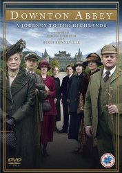 Downton Abbey - Journey To The Highlands dvd