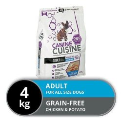 - Adult Grain Free Chicken & Potato - 4KG