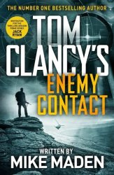 Tom Clancy& 39 S Enemy Contact Hardcover