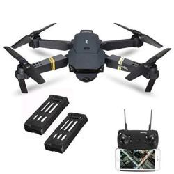Drone-Clone Xperts Drone With Camera Live Video Drone X Pro Xtreme Wifi Fpv Quadcopter With 120 Wide-angle 720P HD Camera Foldab