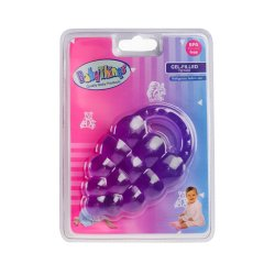 Baby Things Teether Gel Filled Grape Assorted