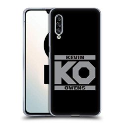 Official Wwe Ko Fight Kevin Owens Soft Gel Case Compatible For Samsung Galaxy A90 5G 2019