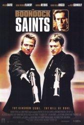 Pop Culture Graphics Boondock Saints 1999 - 11 X 17 - Style B