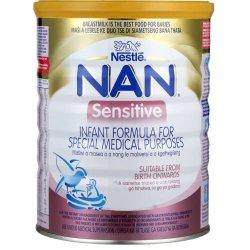 NESTLE Nan Milk Formula Sensitive 800g | R199 99 | Baby Food | PriceCheck SA