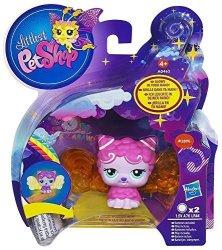 Hasbro Toys Hasbro Littlest Pet Shop Fairies Light Up Sun Bright Fairy Figure 3498