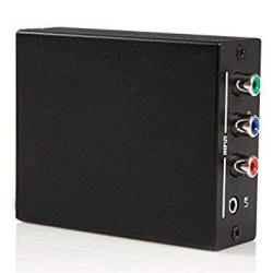 Component With Audio To HDMI Converter CPNTA2HDMI By Startech