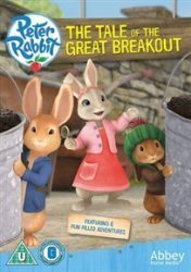 Peter Rabbit: The Tale Of The Great Breakout Dvd