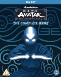 Avatar - The Last Airbender - The Complete Collection Blu-ray