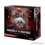 Dungeons & Dragons Waterdeep: Dungeon Of The Mad Mage Adventure System Board Game Standard Edition