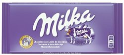 MILKA Germany - Alpenmilch Milk Chocolate 3-PACK