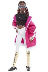 Barbie Puma Doll Dark-haired