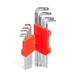 TOPLINE 9PC Torx Key Set
