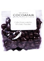 CocoaFair Coffee Beans In 71% Dark Chocolate