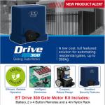 ET Drive 300 Gate Motor Kit