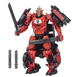 Transformers The Last Knight Movie Deluxe Premier Edition Autobot Drift