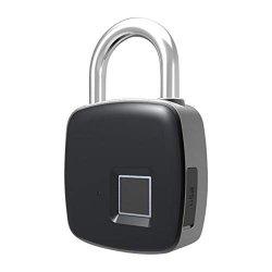 Telisii IP65 Waterproof Smart Fingerprint Lock Smart Lock Outdoor Lock Maxmium Can Input 10FINGERPRINTS