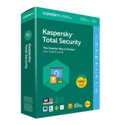 Kaspersky Total Security 4 Devices