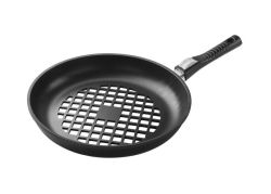 Risoli Bbq Pan 32CM With Click Removable Handle