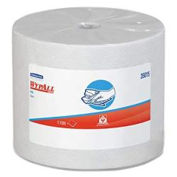 Wypall 35015 X50 Cloths Jumbo Roll 9 4 5 X 13 2 5 White 1100 ROLL