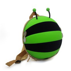 Calasca Backpack Bumple Bee - Green Free Shipping