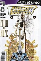 USA Justice League Of America 2006 Series 56 Variant