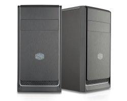 Cooler Master Masterbox E300L Mini-tower Black & Silver Computer Case