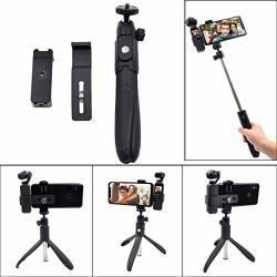 Ohvivid DJI OSMO POCKET Selfie Stick Tripod Mount Phone Holder For Dji Osmo Pocket Handheld Gimbal Stabilizer