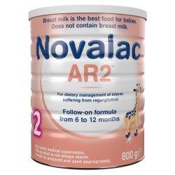 Novalac Ar2 For Dietary Management Follow-on Formula 800g
