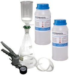 Kit Extraction Combo 2 - Vacuum Filtration 2L + X2 Herbasol 1L | R3399 00 |  Seeds & Plants | PriceCheck SA