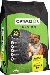 Optimizor 20kg Premium Dry Dog Food