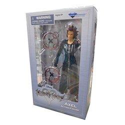 Diamond Select Toys Kingdom Hearts Axel Figure Diamond Select