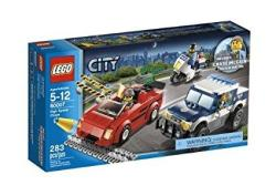 LEGO CITY Police High Speed Chase Building Set 60007