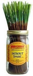 Wildberry Desert Sage - 100 Incense Sticks