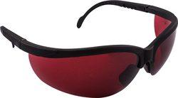 Tork Craft Safety Eyewear Glasses Lens Red
