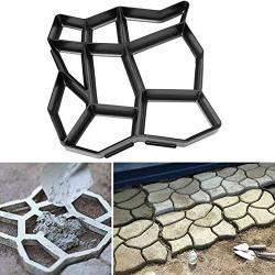 Laliva Us Warehouse 60X50CM Garden Diy Plastic Path Maker Mould Stone Road  Paving Cement Brick Mold | R1990 00 | Educational | PriceCheck SA