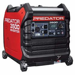 Yuxuan Pavilion Replace Predator 3500 Inverter Black Vinyl Generator Cover